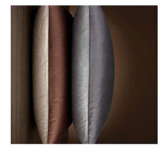Наволочка 70x70 Elegante Basic серебро