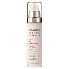 Ночной восстанавливающий крем для чувствительной кожи ZZ Sensitive, Annemarie Borlind