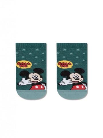 Детские носки ©Disney 17С-127СПМ (короткие) рис. 351 Conte Kids