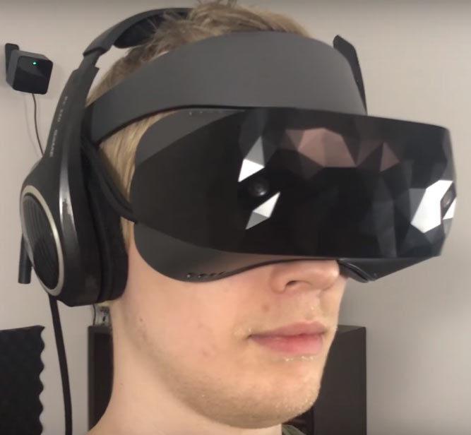 Очки смешанной реальности ASUS Windows Mixed Reality