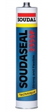 Клей-герметик гибридный Соудасил 235 СФ 290мл (12шт/кор)