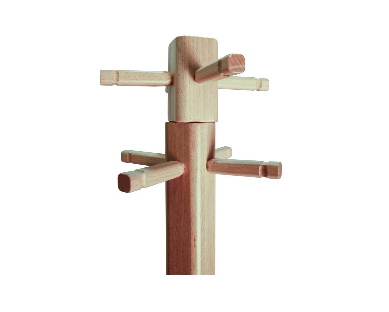 Вешалка стойка - верхний вращающийся элемент