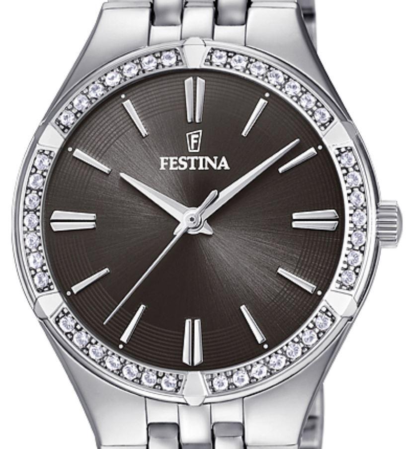 Часовой бренд festina был раньше швейцарским.