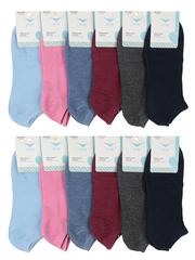 5021E носки женские цветные 37-41 (12шт)