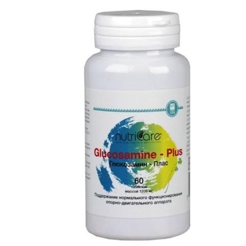Глюказамин - плас, таблетки, 60шт