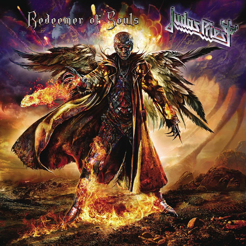 Judas Priest / Redeemer Of Souls (2CD)