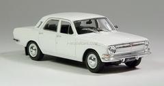 GAZ-24 Volga white 1:43 DeAgostini Auto Legends USSR #9