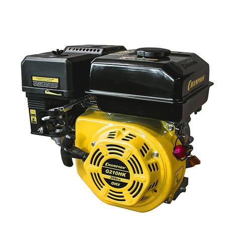 Двигатель бензиновый CHAMPION G210HK (7,0 л.с.)