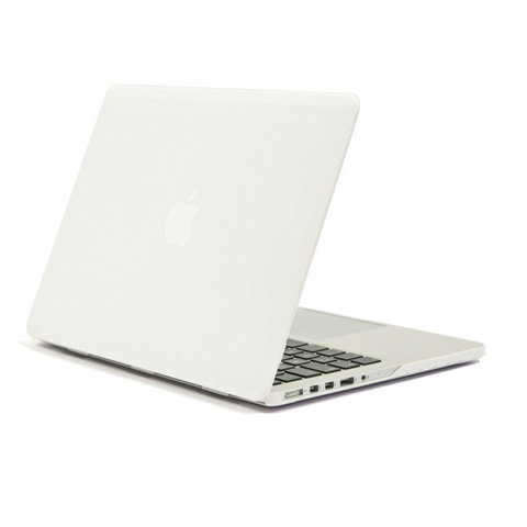 Накладка пластик MacBook Pro 13,3 Retina /matte white/
