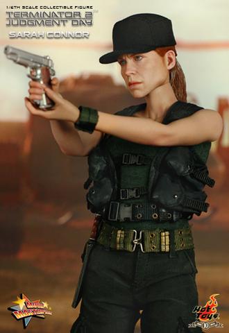 Terminator 2 Judgment Day - Sarah Connor