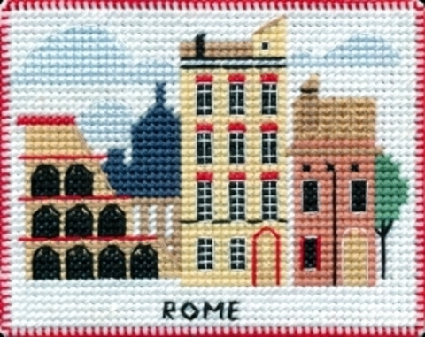 Столицы мира. Рим