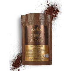 """Моделирующий скраб для тела """"Горячий шоколад"""", Zeitun"""