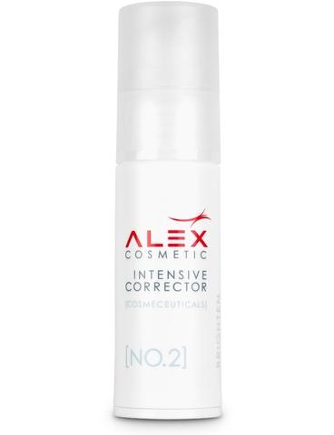 Регенерирующий крем для сияния кожи - Alex Intensive Corrector №2