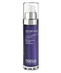 Крем для лица антиоксидантный (Natinuel   Defend Plus Face Cream ), 50 мл