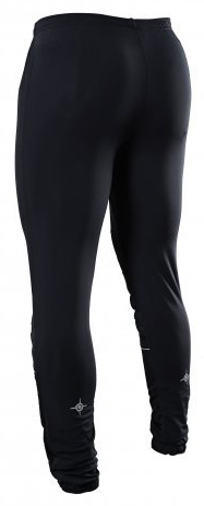 Брюки для бега Noname Running secunda (NNS0000701) Black унисекс