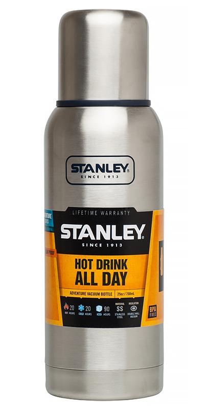 Термос Stanley Adventure (0,75 литра) стальной