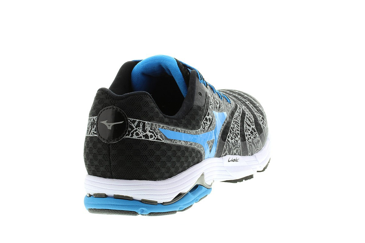 Мужские беговые кроссовки Mizuno Wave Sayonara 2 (J1GC1430 24) серые