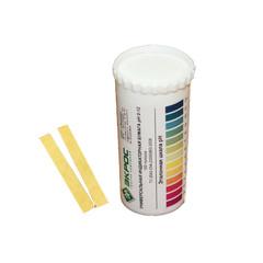 Бумага индикаторная 0-12 pH в тубе, 100 шт.