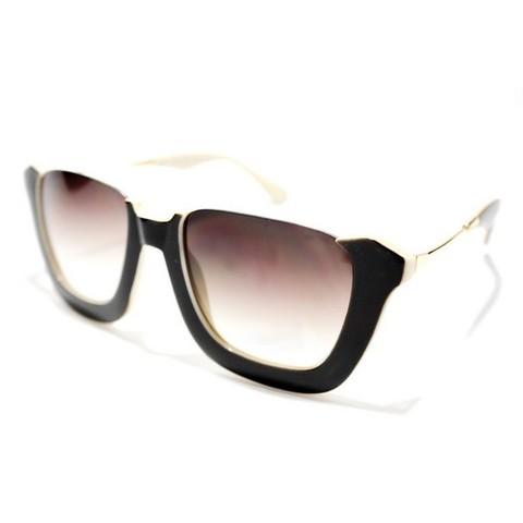 Солнцезащитные очки 9158001s Коричневые