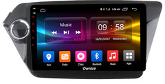 Штатная магнитола на Android 6.0 для Kia Rio рестайлинг 15-17 Ownice C500+ S9731P