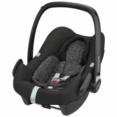 Автокресло Maxi-Cosi Rock Nomad Black Grid