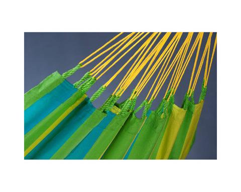 Гамак из hamactex Sonrisa зеленый SNH14-4