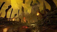 PS4 DOOM (русская версия)