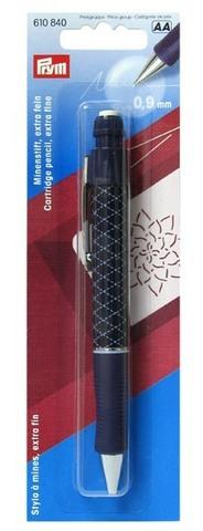 Механический карандаш с белыми грифелями 0.9мм (Арт. 610840)