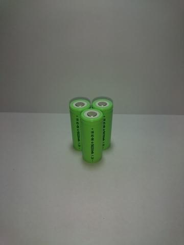 Аккумулятор 4/5A  Ni-Mh 2200mAh 1,2V 2,6Wh
