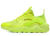 Кроссовки Женские Nike Air Huarache Run Ultra Green