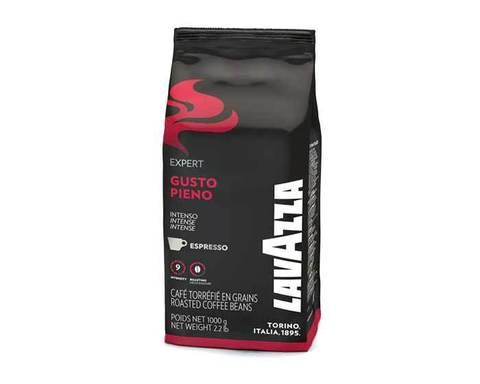 Кофе в зернах LavAzza Gusto Pieno, 1 кг (Лавацца)