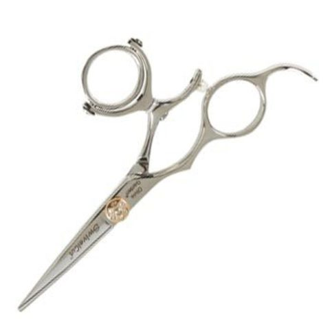 Ножницы Olivia Garden SwivelCut 500 для левши с поворотным кольцом