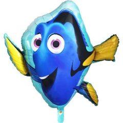 Фольгированный шар рыбка Дори