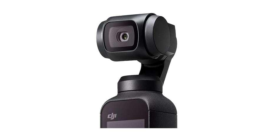 Стабилизатор DJI Osmo Pocket камера