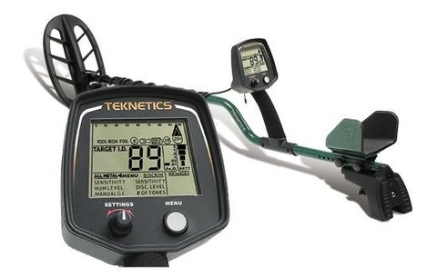 Металлоискатель Teknetics T2+ (+ TekPoint + Headphones)