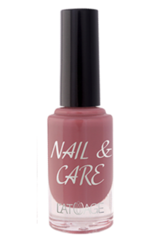L'atuage Nail & Care Лак для ногтей тон 606 9г