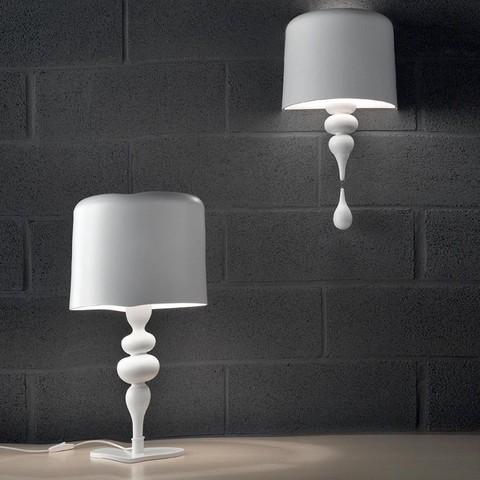 replica   Eva TL1 M table lamp (white)