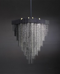 люстра Kelly Chandelier by Scott Gabriel ( BLACK )