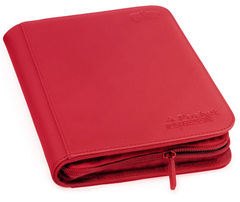 4-Pocket ZipFolio XenoSkin Red