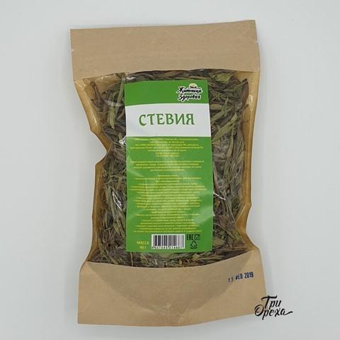 Стевия сушёная ЖИТНИЦА ЗДОРОВЬЯ, 40 гр