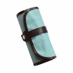 Пенал-свиток, 51 отделение, светло-синий цвет