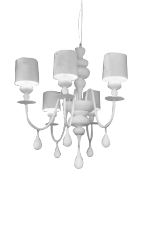 replica  EVA pendant lamp 5 lights