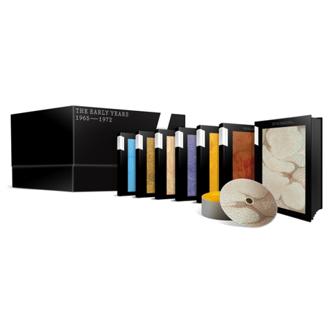 Pink Floyd / The Early Years 1965 - 1972 (10CD+9DVD+8Blu-ray+5x7