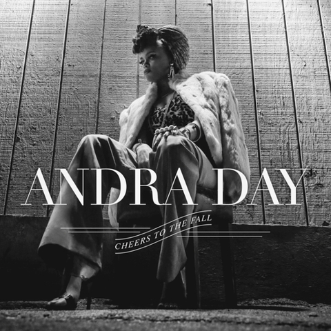 Andra Day / Cheers To The Fall (2LP)