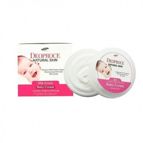 DEOPROCE NATURAL SKIN BABY CREAM