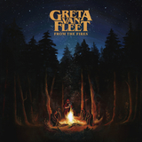 Greta Van Fleet ‎/ From The Fires (CD)
