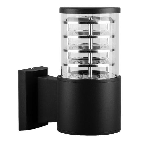 Садово-парковый светильник FERON DH0801 E27 черный