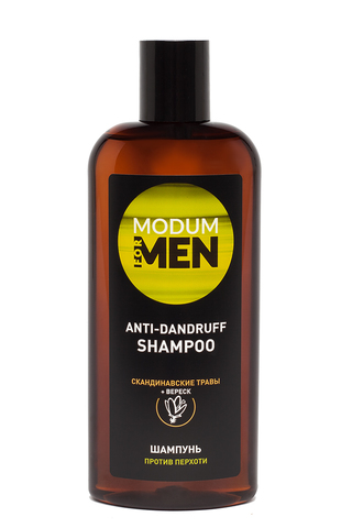 Modum for men Шампунь Против перхоти 265г