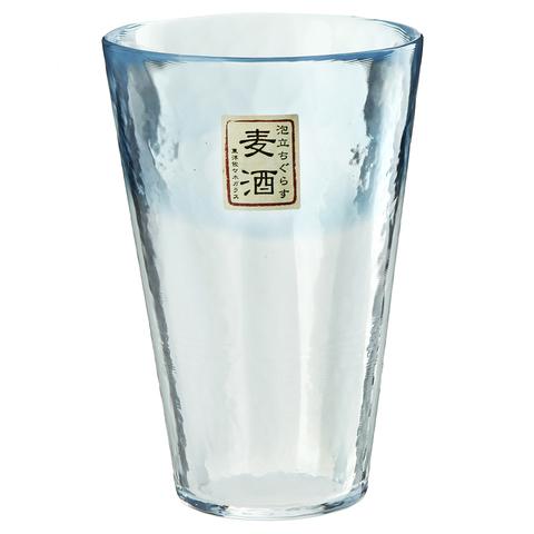 Стакан 400 мл Toyo Sasaki Glass Machine голубой