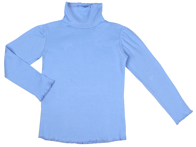 GF17-030 фуфайка детская, голубая